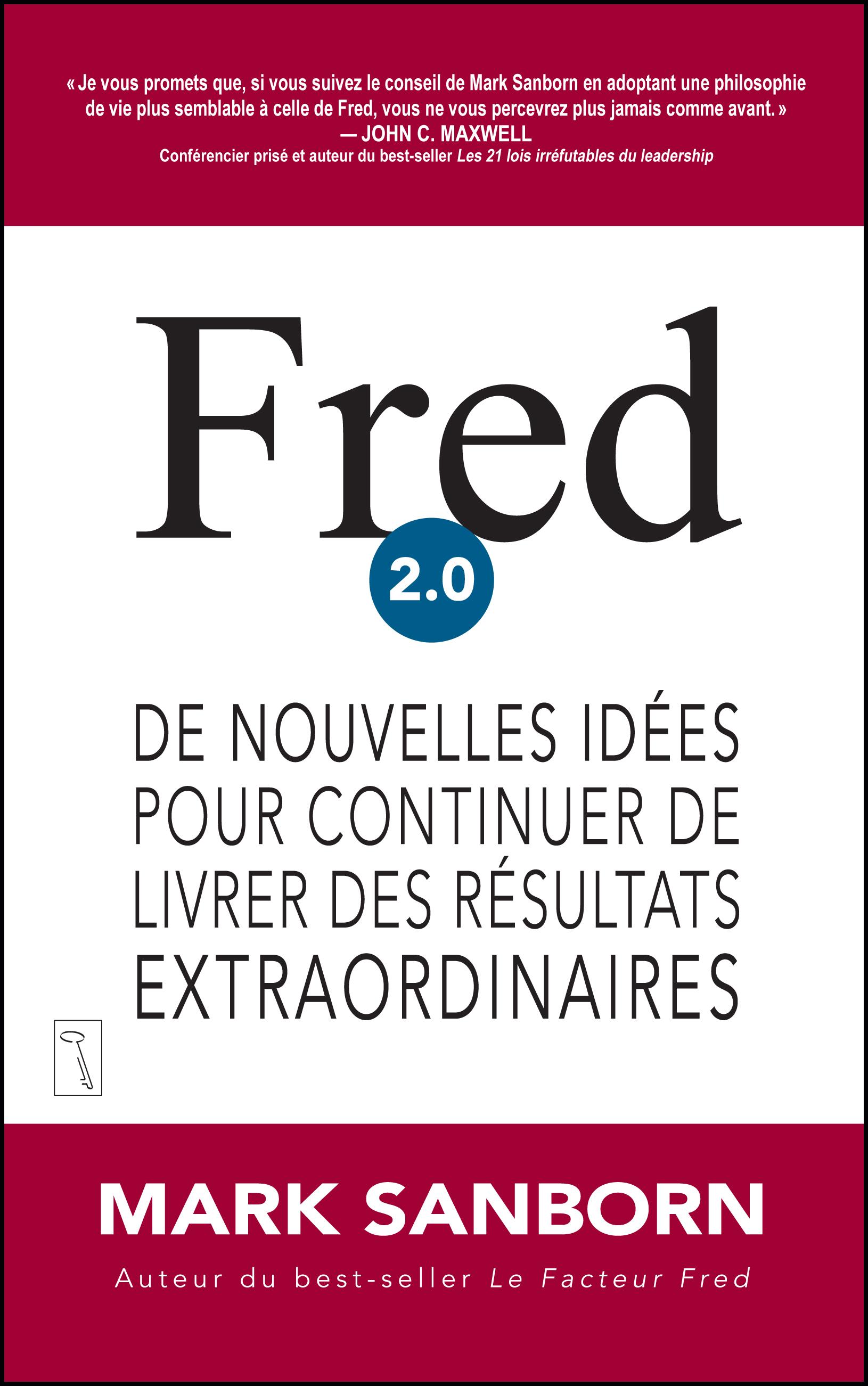 Fred 2.0 Couverture du livre