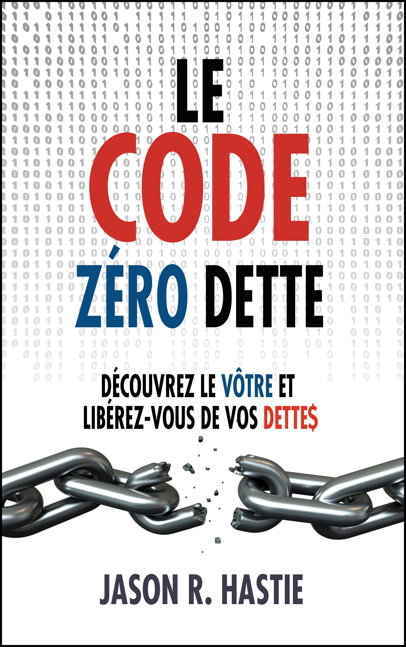 Le Code zéro dette Couverture du livre