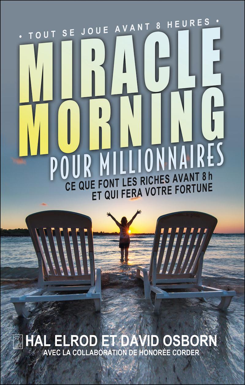 Miracle Morning pour millionnaires Couverture du livre