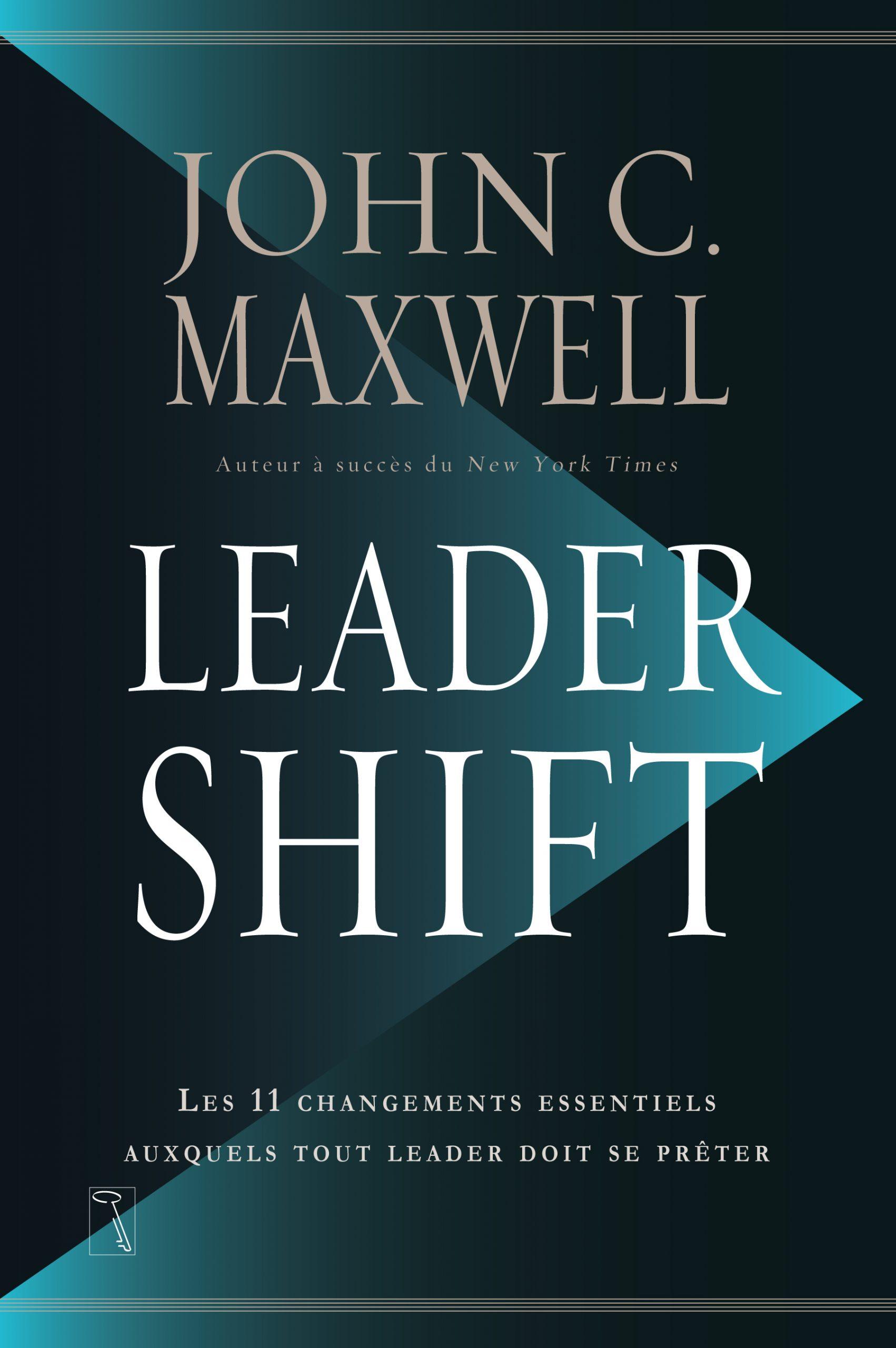 Leadershift Couverture du livre